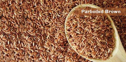 Parboiled Brown Rice