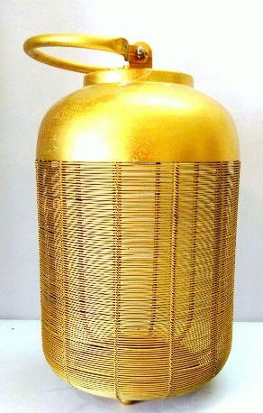 GI-087 Iron Candle Lantern