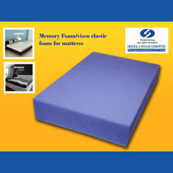 Viscoelastic Foam for Mattress Overlay