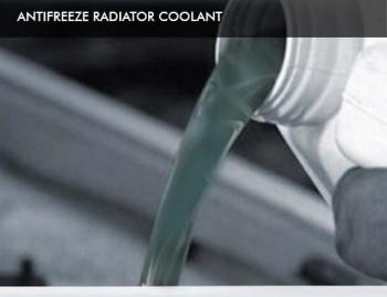 Antifreeze Radiator Coolant