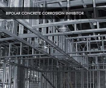 Bipolar Concrete Corrosion Inhibitor