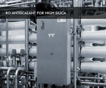 RO Antiscalant for High Silica