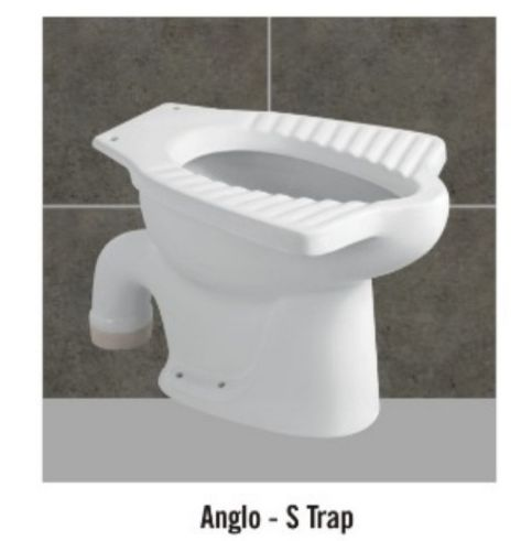 S Trap Anglo Indian Water Closet