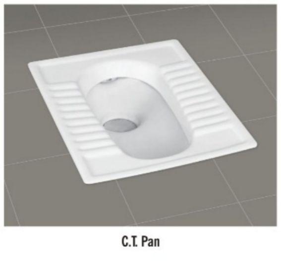 CT Squat Pan