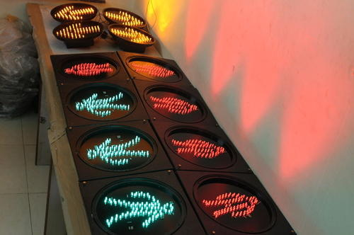 LED Pedestrian Traffic Lights