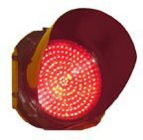 Red LED Traffic Signal Lights