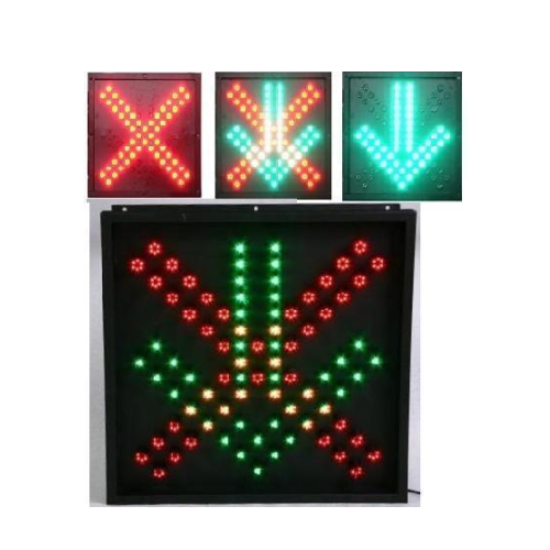 LED Overhead Lane Status Signal Lights