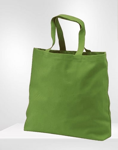 Green Canvas Bag