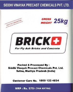 Fly Ash Brick Chemical