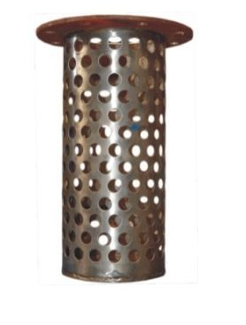 Ductile Iron Bucket Strainer