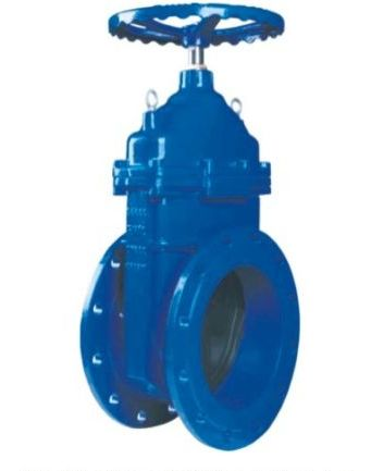 Ductile Iron Soft Seated Valve