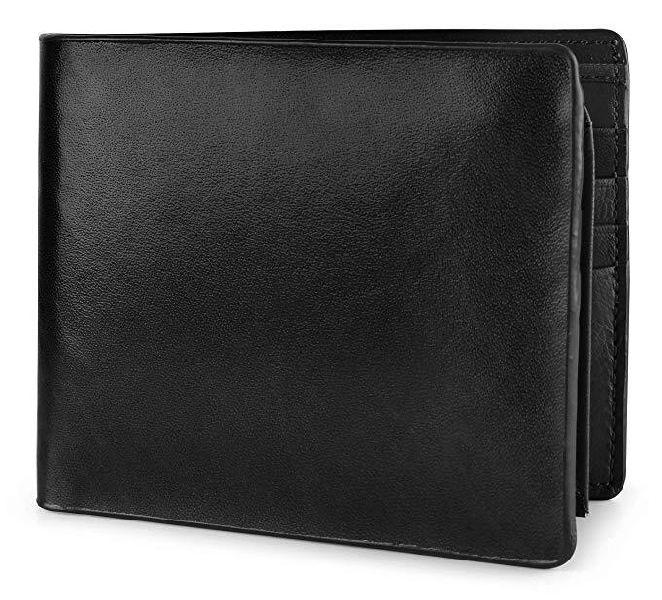 Mens Italian Leather Wallet