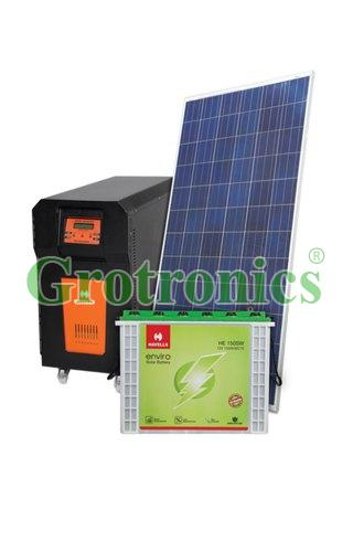 Off Grid Solar Power Plant Manufacturer Amp Supplier In Patna India