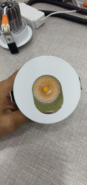 7W Oval & Round  COB LED Light