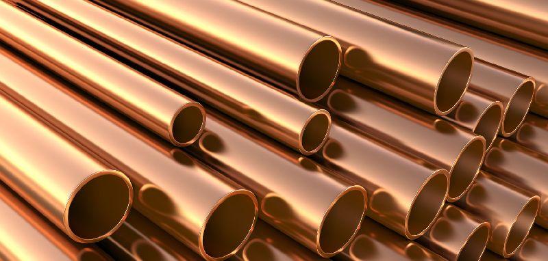 Raw Copper Pipe