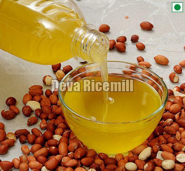 Edible Groundnut Oil
