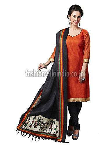 Bhagalpuri Silk Dress Material