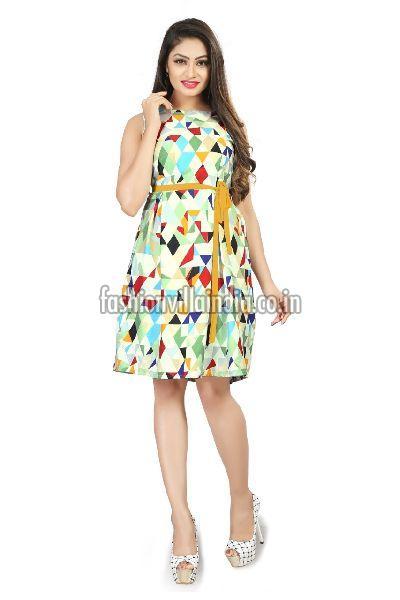 Casual One Piece Dress