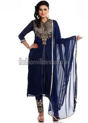 Georgette Dress Material