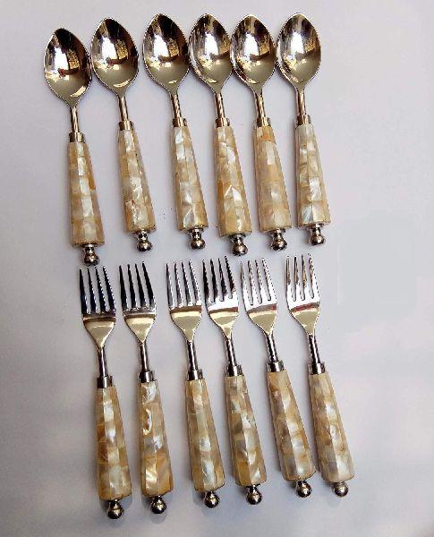 12 Piece Cutlery Set