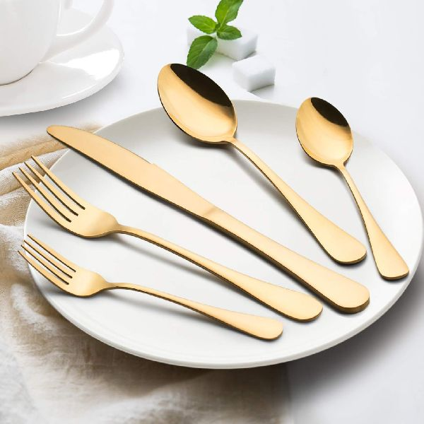 5 Piece Cutlery Set