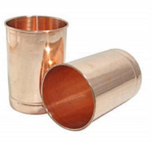 Copper Plain Glass