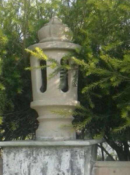 1.5 Feet Sandstone Lamp
