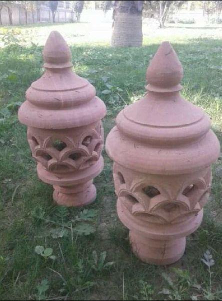 2 Feet Sandstone Lamp