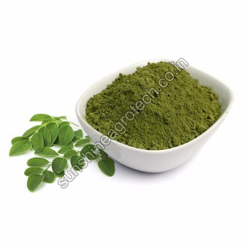 Dried Moringa Powder