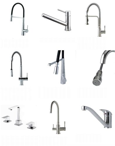 Steel Water Taps