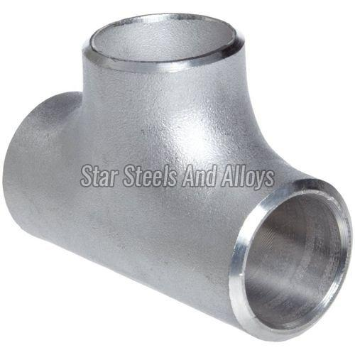 Stainless Steel Equal Tee