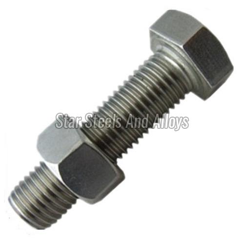 Stainless Steel Nut Bolts