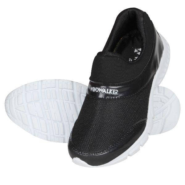 Black Brody Ladies Sports Shoes