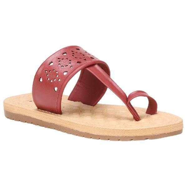 Cherry Sierra Ladies Fancy Slippers