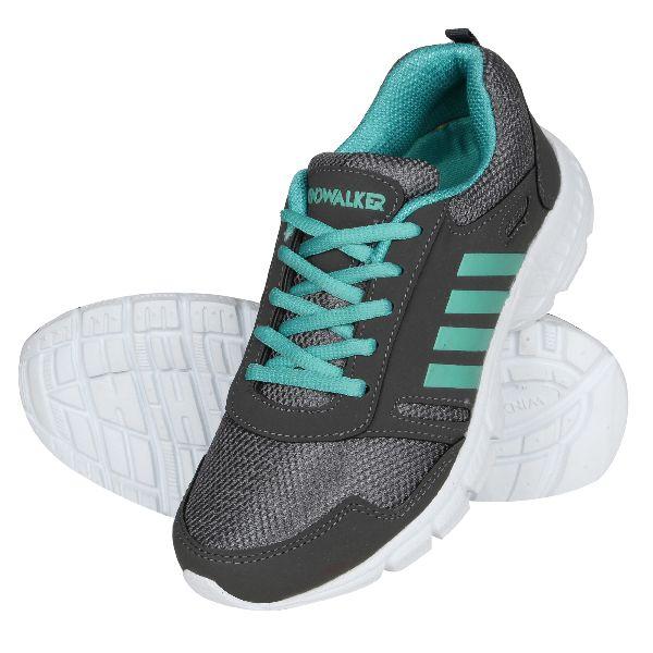 Grey Brody Ladies Sports Shoes