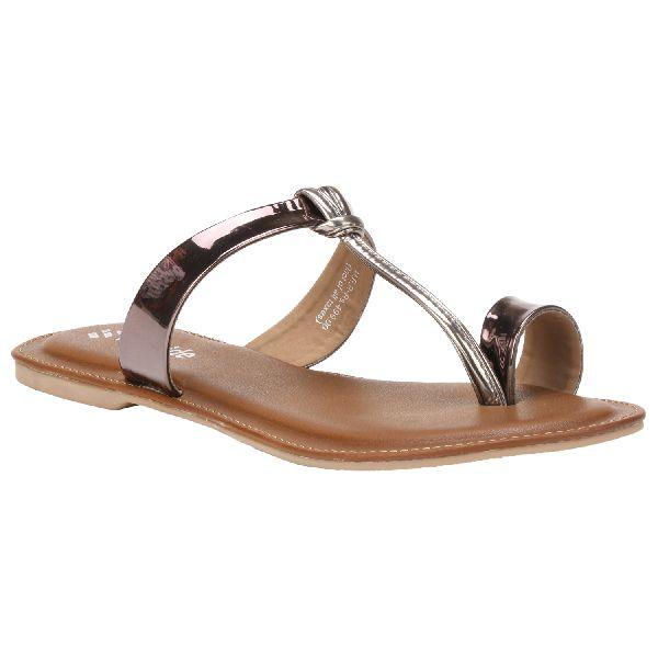 Gunmetal Diana Ladies Fancy Slippers