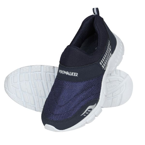 Navy  Brody Ladies Sports Shoes