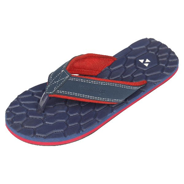 Navy Cancun Mens Slippers