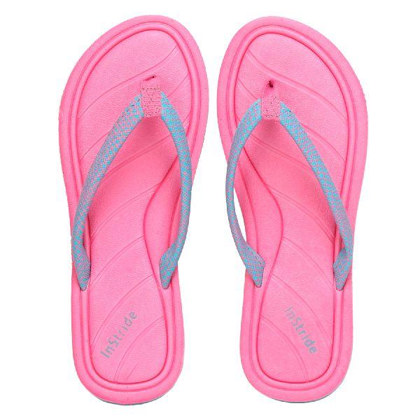 Pink Coral Ladies Slippers