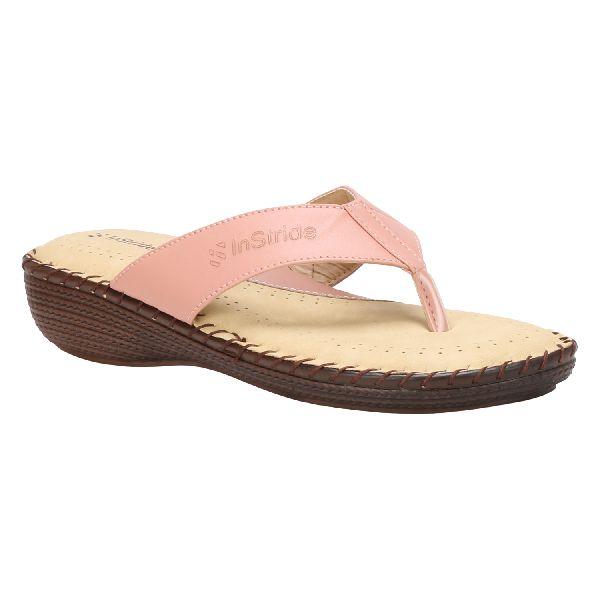 Pink Sofie Ladies Fancy Slippers