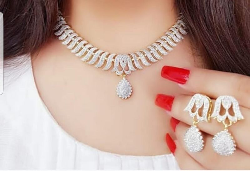 AD Jewellery Combo Set