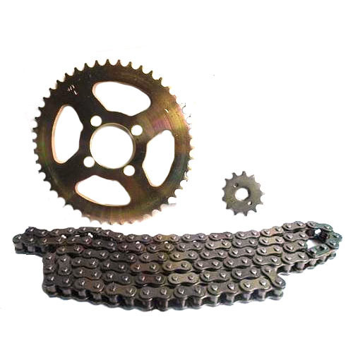 Bajaj Pulsar NS200 Chain sprocket Kit