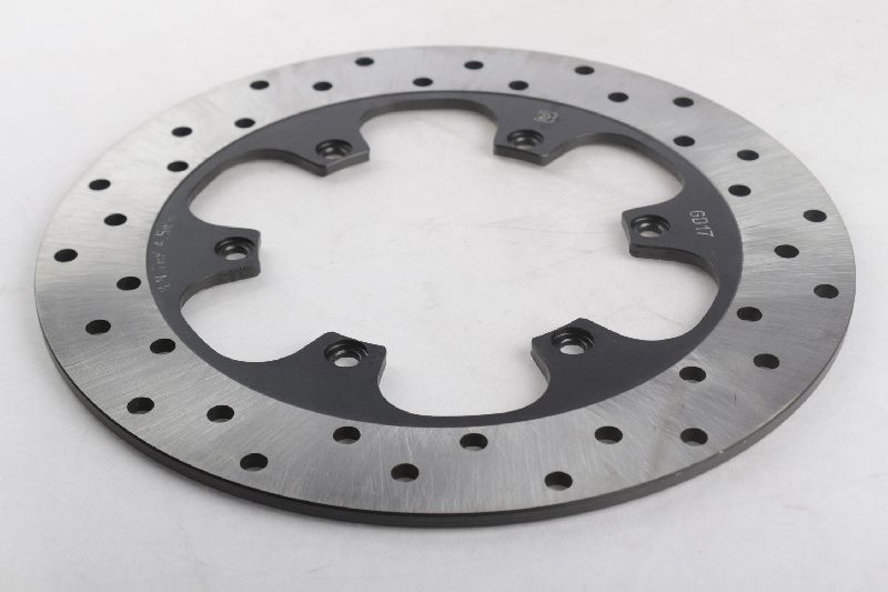 Bajaj Pulsar NS200 Disc Rear Plate