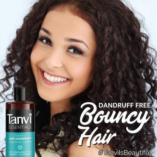 Anti Dandruff Hair Wash
