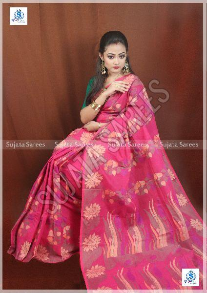 Bangladeshi Jamdani Saree