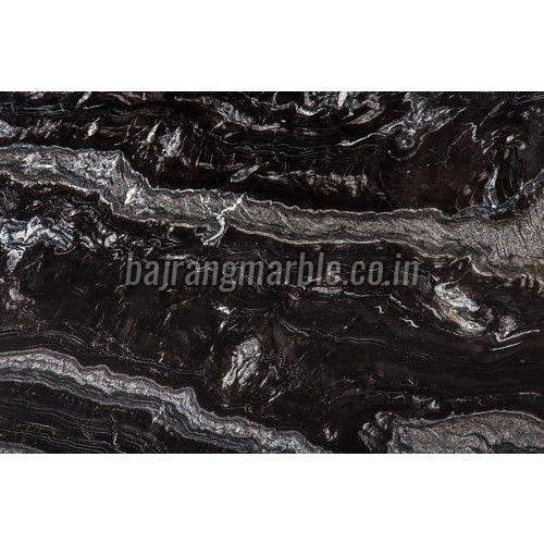 River Black Granite Slabs