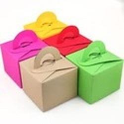 Color Paper Box