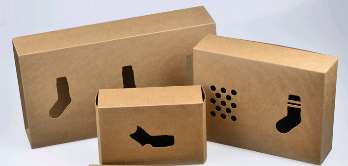 Socks Packaging Box