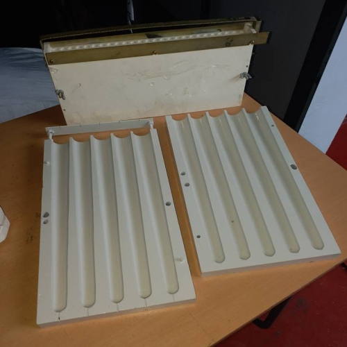 Wax Candle Mould 01