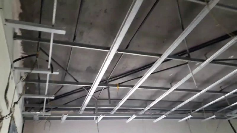 False Ceiling Frame Installation Service